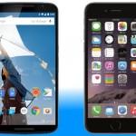 El iPhone 6 podría quedarse obsoleto antes que el nexus 6